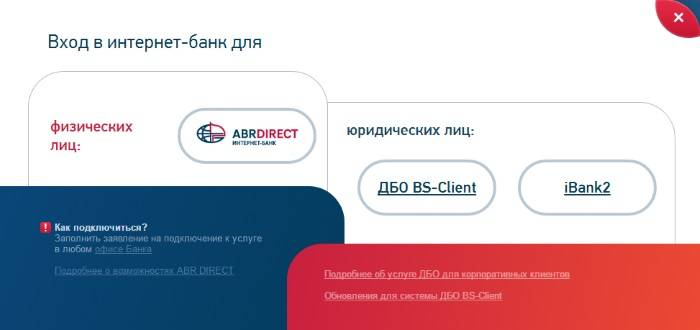 abr банк